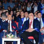 Atatürk Eğitim Fakültesinden Görkemli Mezuniyet Töreni