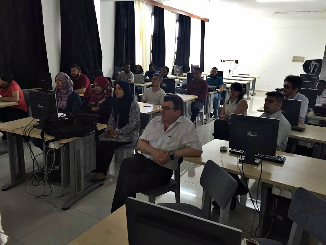 "Near East University ""IT Project Management"" Workshop held"