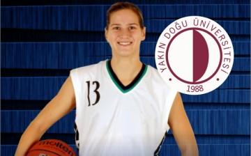 Anna VAJDA, Yakın Doğu Üniversitesi Kadın Basketbol Takımı'nda