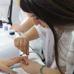YDÜ Saç Bakımı ve Güzellik Hizmetleri Bölümü Son Model Teknolojik Cihazlar ile Uygulama Derslerini Yürütüyor