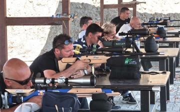 Güvenlik Kuvvetleri Komutanlığı Himayelerinde KKTC Atıcılık Federasyonu Tarafından Gerçekleştirilen I. Umuda Destek Atış Yarışması'nın Finalinde Kupa Güvenlik Kuvvetleri Komutanlığı'nın Oldu