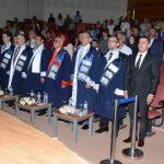 Yakın Doğu Üniversitesi İlahiyat Fakültesi Mezuniyet Töreni Yoğun Katılım ile Gerçekleştirildi