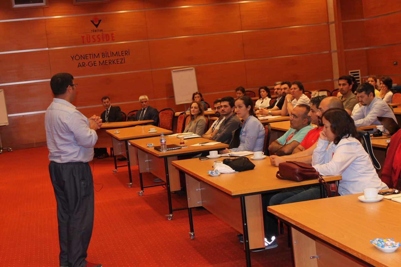 As the invitee of TÜBİTAK, Near East University has given a seminar at Gebze Campus