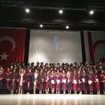 Yakın Doğu Üniversitesi Sağlık Bilimleri Fakültesi Mezunları Diplomalarını Aldı
