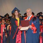 Yakın Doğu Üniversitesi Hukuk Fakültesi Mezunları Diplomalarını Aldı