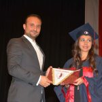 Yakın Doğu Üniversitesi Mühendislik Fakültesi Mezunları Diplomalarını Aldı