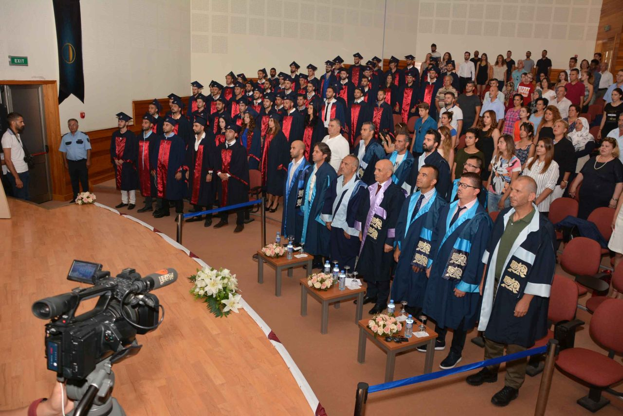 The Graduation Ceremony of the NEU School of Physical Education and Sports has been realized with great joy