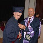 Beden Eğitim ve Spor Yüksekokulu Mezuniyet Töreni Coşkuyla Gerçekleştirildi