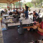 Güvenlik Kuvvetleri Komutanlığı Himayelerinde KKTC Atıcılık Federasyonu Tarafından Gerçekleştirilen I. Umuda Destek Atış Yarışması'nın Birinci Etabı Gerçekleştirildi
