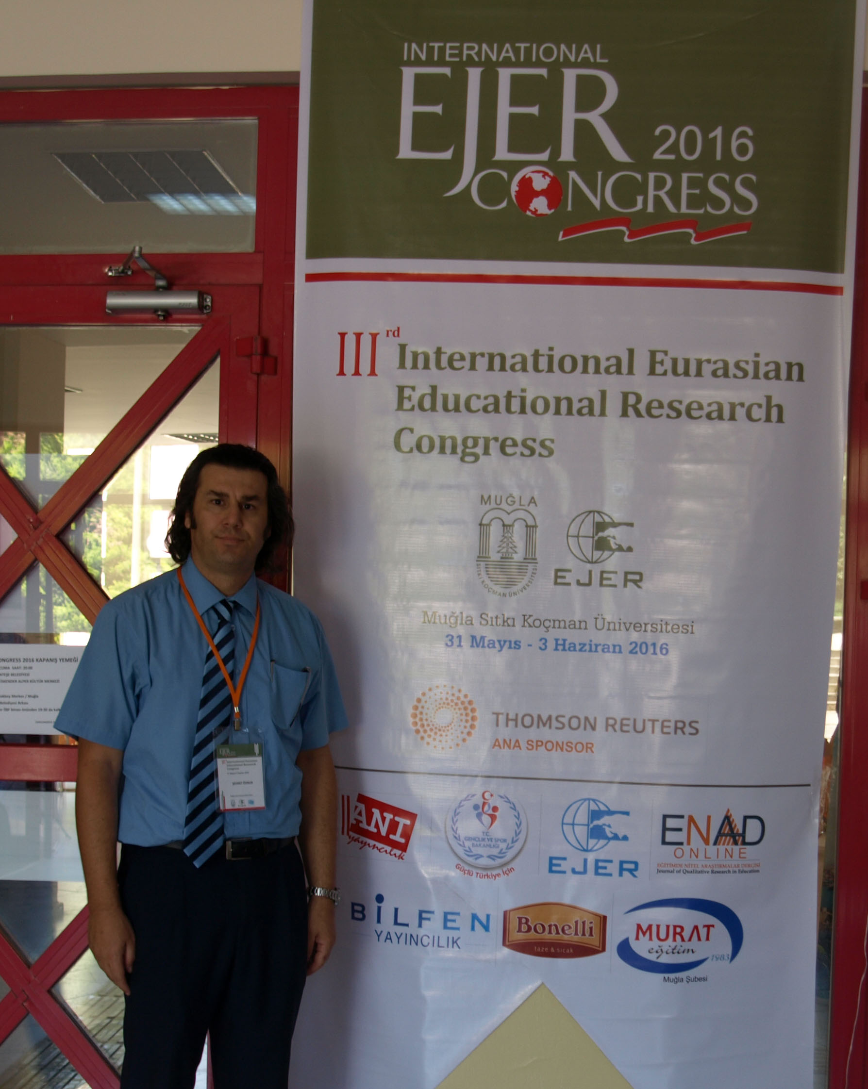 NEU has been represented at the EJER Congress 2016