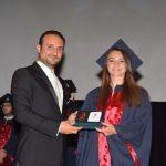 Yakın Doğu Üniversitesi Eczacılık Fakültesi'nden Mezun Olanlar Diplomalarını Aldı