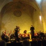 Yrd. Doç. Dr. Ertem Nalbantoğlu'ndan 20. Kuzey Kıbrıs Uluslararası Bellapais Müzik Festivali'nde Solo Keman Konseri