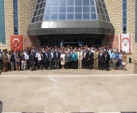 """4. Zemin Mekaniği Ve Geoteknik Mühendisliği'nde Yeni Gelişmeler"""" Uluslararası Konferansı, YDÜ'nde Gerçekleştirildi."""