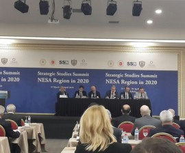Yakın Doğu ve Güney Asya Bölgesinde 2020'nin Güvenlik Haritası Yeni Baştan Çiziliyor