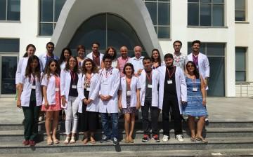 Türkiye'den Doktor Adayları Yakın Doğu Üniversitesi'nde