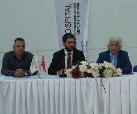 YDÜ Öncelikli Göz Olmak Üzere Beş Ülkeyle Sağlık Turizmi Anlaşması İmzaladı