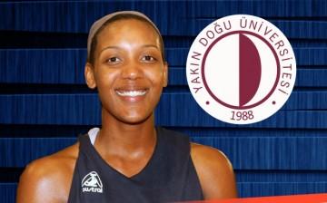 Angelica Robinson Yakın Doğu Üniversitesi'nde