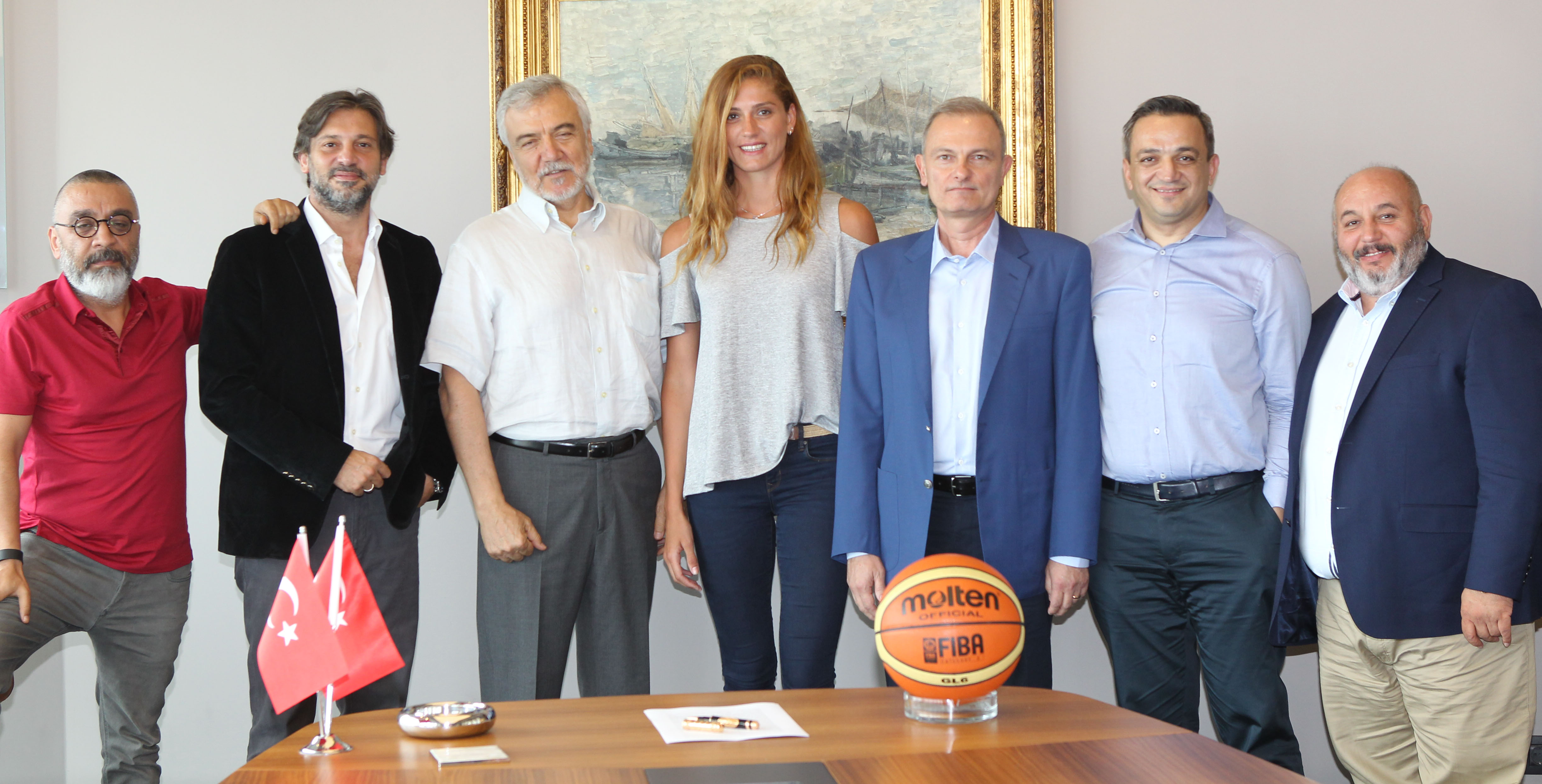 Near East University makes a Flash Transfer… Bahar Çağlar is now at the NEU Women's Basketball Team