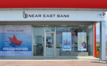 Near East Bank'ın 15. Erülkü Şubesi'nin Açılışını Bugün Başbakan Hüseyin Özgürgün Yapıyor.