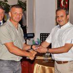 Güvenlik Kuvvetleri Komutanlığı Himayelerinde KKTC Atıcılık Federasyonu Tarafından Gerçekleştirilen I. Umuda Destek Atış Yarışması'nın Kupa Takdim Töreni Gerçekleştirildi