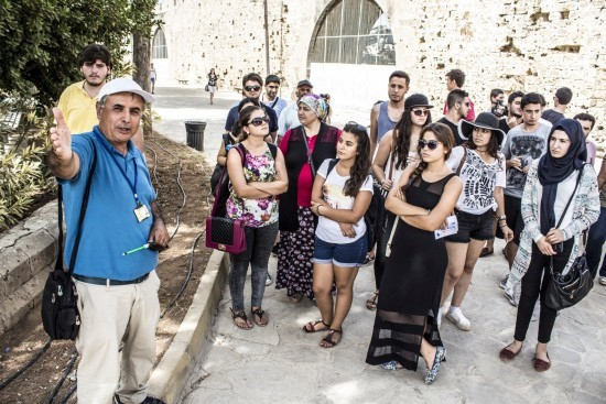 Newcomer Students Recognized TRNC