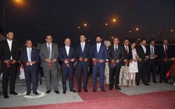 Near East Bank Yeni Erülkü Şubesi Hizmete Açıldı