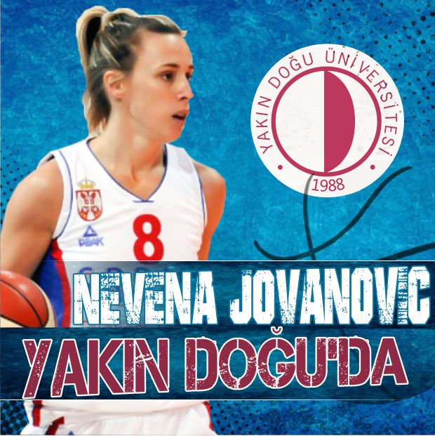 Nevena Jovanovic is now at Near East University