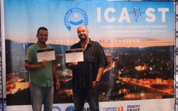 Yakın Doğu Üniversitesi Veteriner Hekimliği Fakültesi, Bosna-Hersek' De Düzenlenen Uluslararası Veteriner Bilimleri Ve Tekniklerinde Gelişmeler Kongresi' nde Temsil Edildi