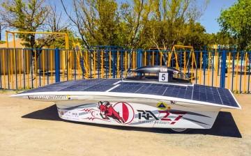 RA27 Güney Afrika Yollarında Hızla İlerliyor