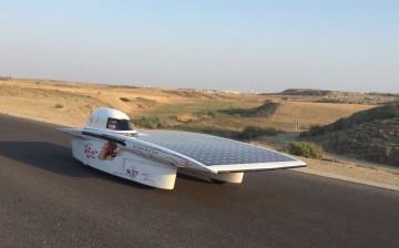 Yakın Doğu Üniversitesi'nin Güneş Enerjisi ile Çalışan Aracı RA 27 Güney Afrika'da Görücüye Çıkıyor