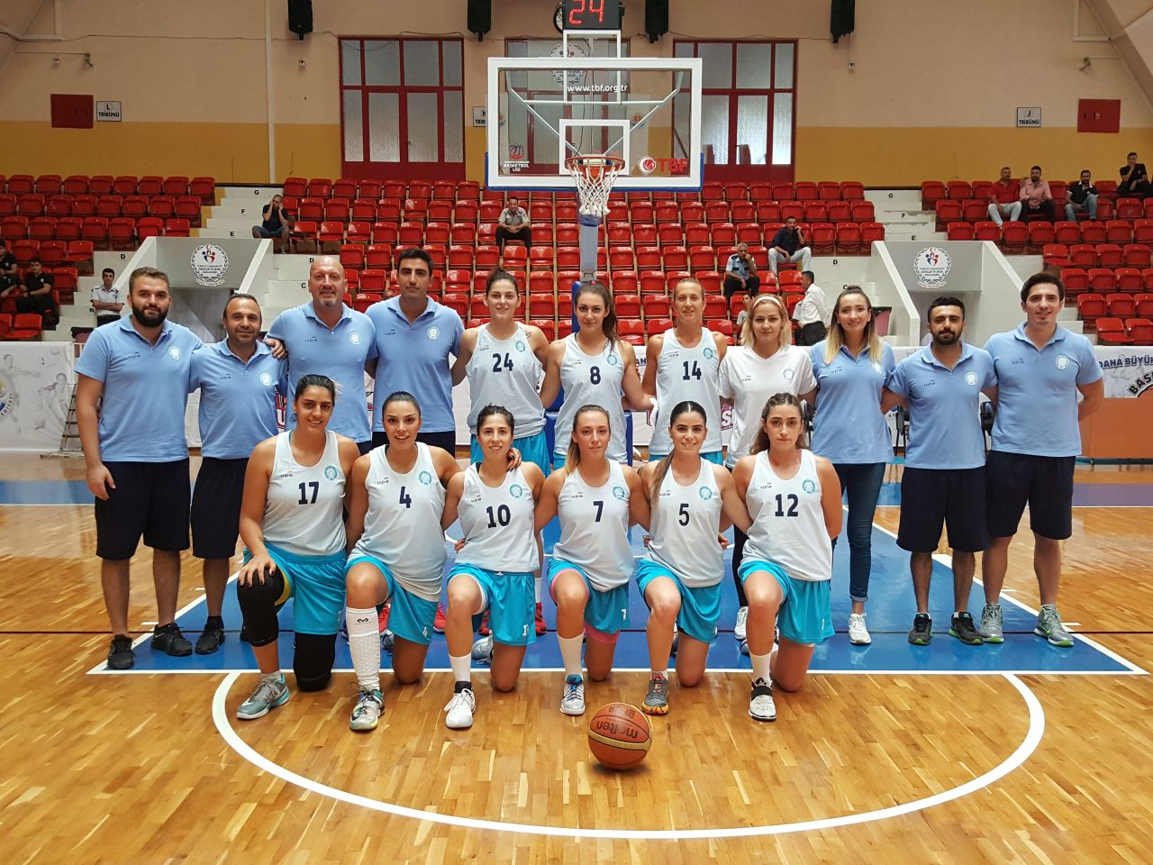 Dr. Suat Günsel Cup Basketball Tournament to begin