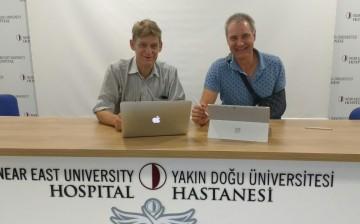 YDÜ Hastanesi ile Otago Üniversitesi Arasında İşbirliği Anlaşması İmzalandı