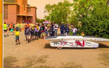 RA 27 Güney Afrika'da Dikkatleri Toplamaya Devam Ediyor