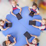 Yakın Doğu Okul Öncesi Bölümü, Ipad Destekli Eğitimini Sürdürüyor