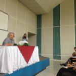 Yakın Doğu Üniversitesi İlahiyat Fakültesi Prof.Dr. Gürbüz Deniz'i Konuk Etti
