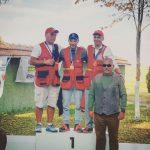 YDÜ Skeet Takımı Sporcusu Salahi ZAİMOĞLU Türkiye Şampiyonu