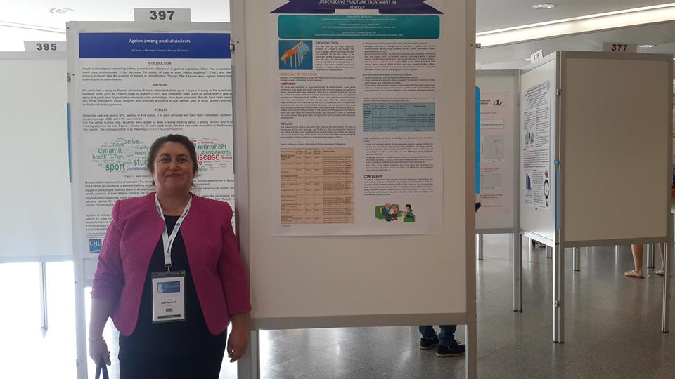 The Scientific study of Near East University attracted great attention in Portugal