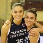 Yakın Doğu Üniversitesi'nin Tarihi Zaferi… Olympiacos 53-55 Yakın Doğu Üniversitesi