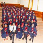 Yakın Doğu Üniversitesi 1995 Yılında Gerçekleştiremediği Mezuniyet Törenini 21 Yıl Sonra Gerçekleştirdi