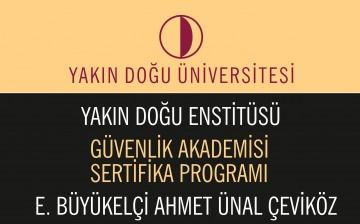 Müzakere Sürecinde Türk Dış Politikası ve Kıbrıs'ın Geleceği YDÜ'de Masaya Yatırılacak