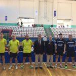 YDÜ Masa Tenisi Takımı 2. Etap'ı Başarıyla Tamamladı