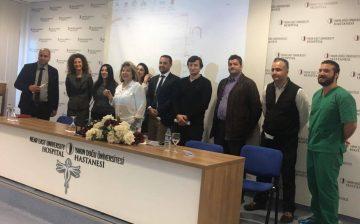 """YDÜ Tıp Fakültesi, Sürekli Tıp Eğitimi Etkinliklerinde """"Son Dönem Kalp Yetmezliği Tedavisi"""" Paneli Yapıldı"""