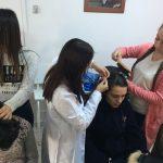 YDÜ Saç Bakımı ve Güzellik Hizmetleri Bölümü Dünya Engelliler Günü'nde Özel Eğitim Vakfı'nı (ÖZEV) Ziyaret Etti