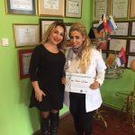 YDÜ Saç Bakımı ve Güzellik Hizmetleri Bölümü Medikal Güzellik Semineri'nde Temsil Edildi