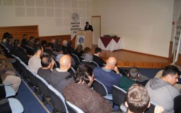 """YDÜ'de """"Elektrik İşlerinde İş Sağlığı ve Güvenliği Eğitim Programı"""" Sertifika Töreni Gerçekleştirildi"""