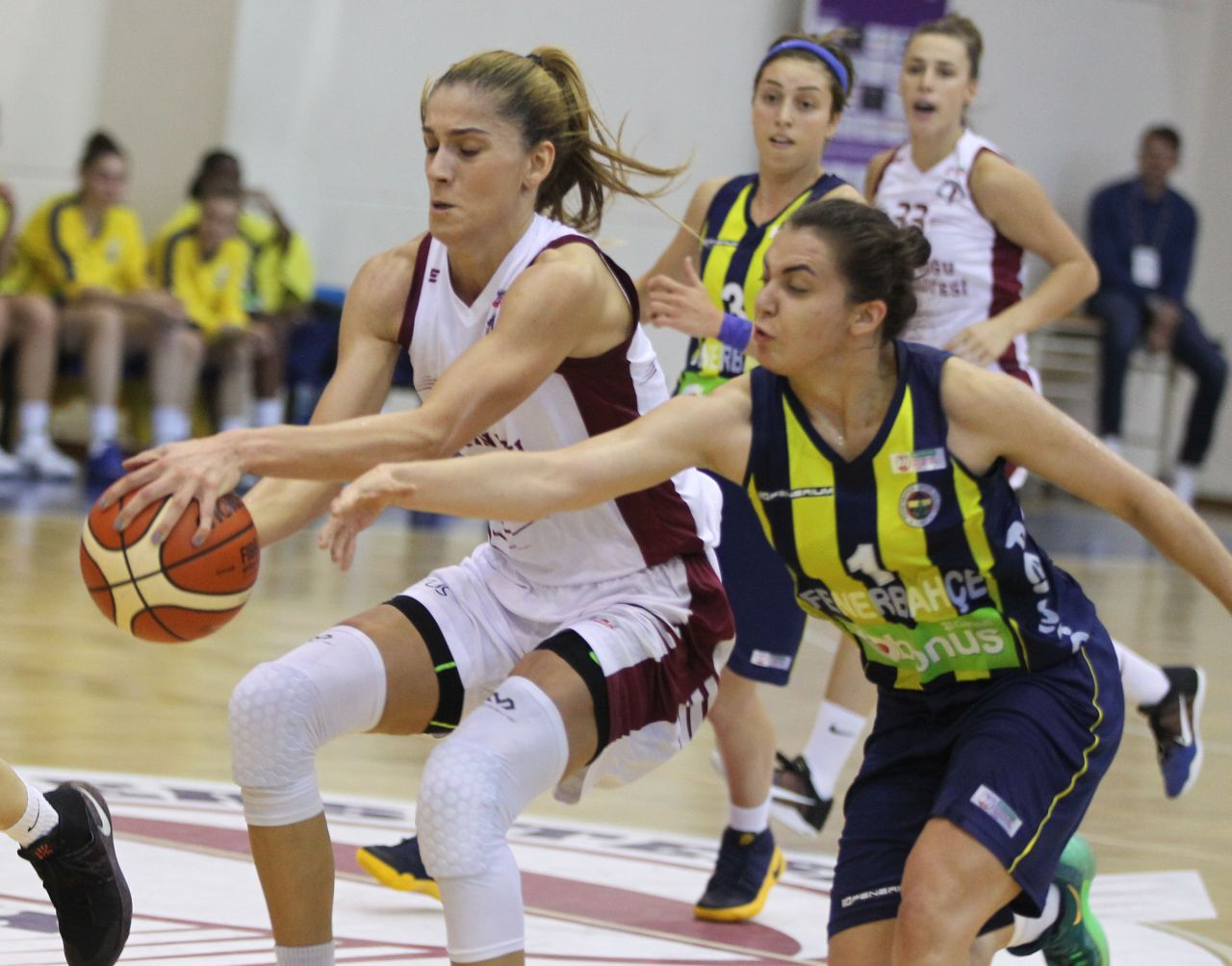 Leadership Challenge in Basketball…. Near East Angels to face Fenerbahçe at the derby match