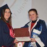 Yakın Doğu Üniversitesi Fen Edebiyat Fakültesi Mezunları Diplomalarını Aldı
