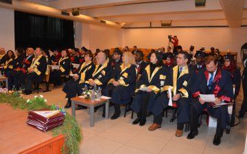 Yakın Doğu Üniversitesi Eczacılık Fakültesi, Güz Dönemi Mezunları Diplomalarını Törenle Aldı