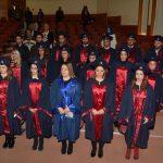 YDÜ Atatürk Eğitim Fakültesi Mezuniyet Töreni Başbakan Yardımcısı Serdar DENKTAŞ'ın Katılımıyla Gerçekleştirildi