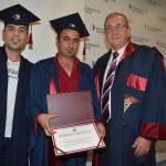 Yakın Doğu Üniversitesi Sağlık Hizmetleri Meslek Yüksekokulu, Sağlık Teknikerleri Diplomalarını Aldı